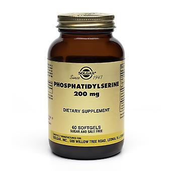 Solgar Phosphatidylserine 200 mg Softgels 60ct
