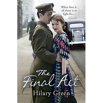 El Acta Final por Hilary verde - libro 9780340932674
