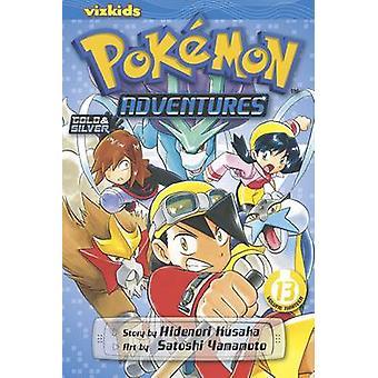 Pokemon Adventures by Hidenori Kusaka - 9781421535470 Book