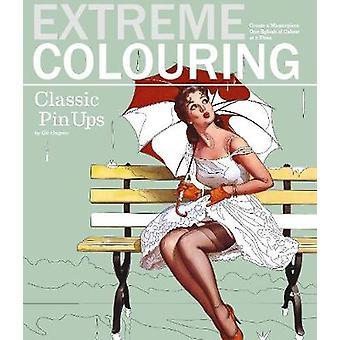 Extreme kleuren - klassieke Pin-Ups door Patricia Moffett - Gil Elvgren