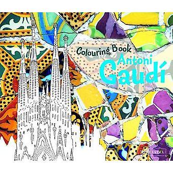 Antoni Gaudi målarbok av Prestel Publishing - 9783791372037 bok