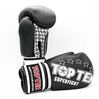 Top 10 WGP gants de boxe noir