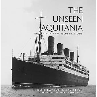 O Aquitania invisível - o navio em raras ilustrações por Tad Fitch - 9