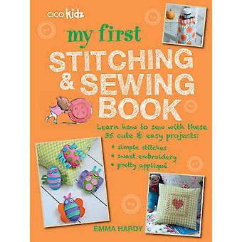 Ma première couture et le livre de couture - apprendre à coudre avec ces 35 Cu