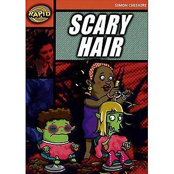 Skrämmande hår: Stadium 5, ställa in en (snabb)