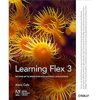 Learning Flex 3: Getting up to Speed with Rich Internet Applications: Getting Up to Speed with Rich Internet Applications (Adobe Developer Library)