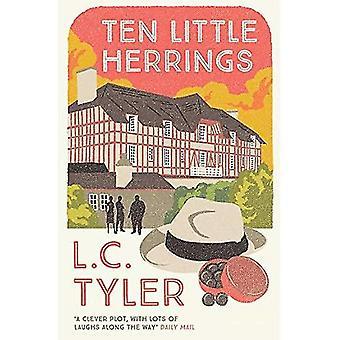 Ten Little Herrings (The Elsie and Ethelred Series)