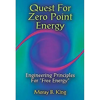 Suche nach Zero Point Energy: Konstruktionsprinzipien für freie Energie