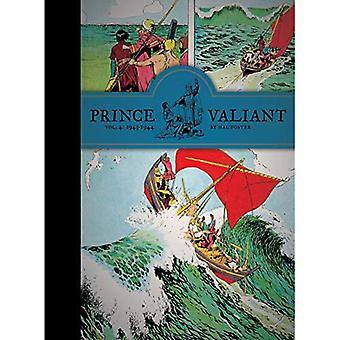 Prins Valiant Vol.4: 1943-1944 (Prins Valiant