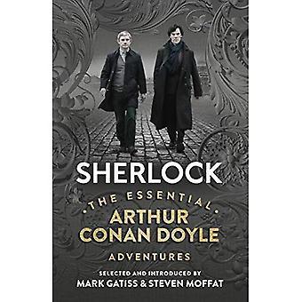 Sherlock: Väsentliga Arthur Conan Doyle äventyr