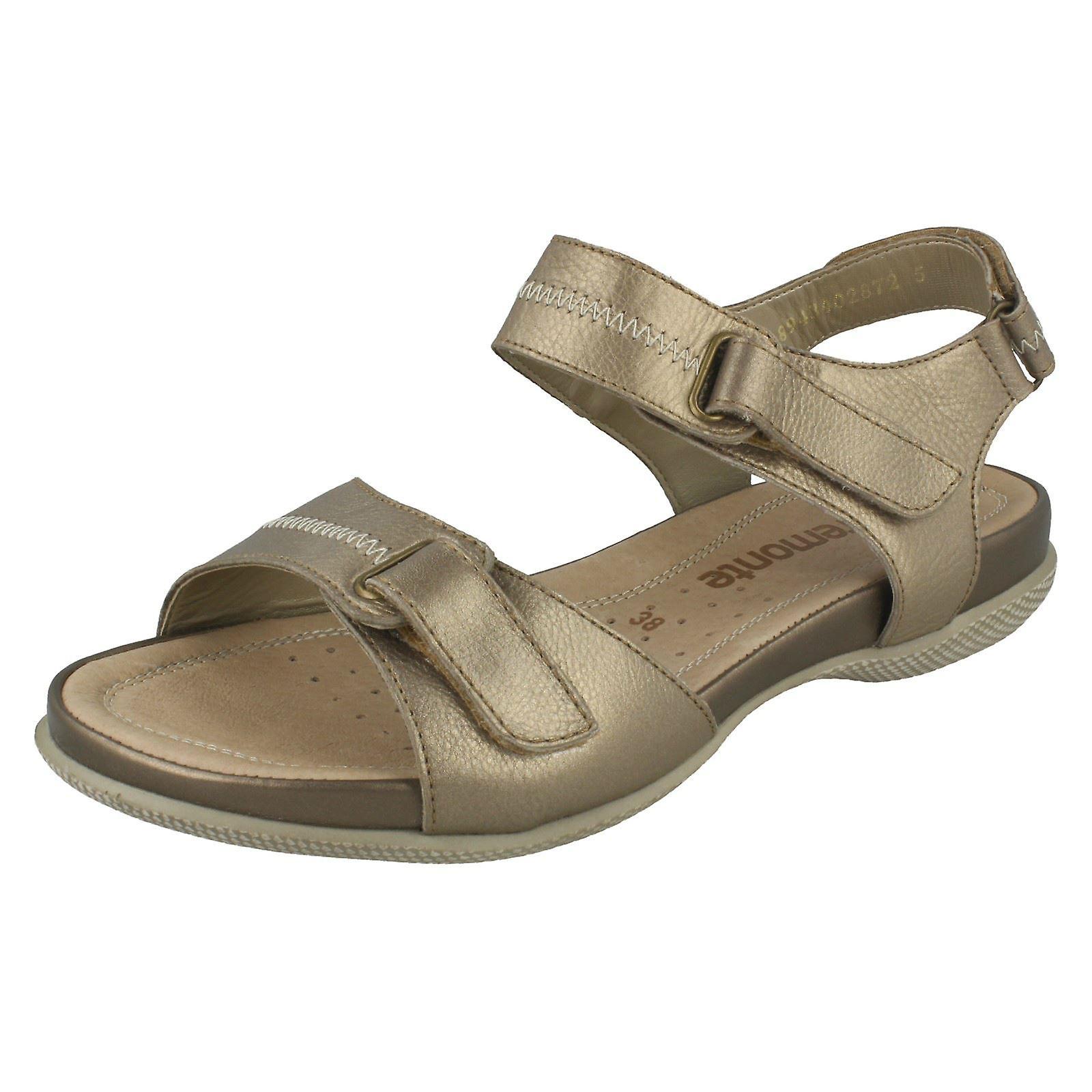 Ladies Remonte Casual Flat Sandals R7450 DpURW