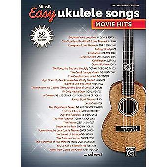 Alfreds einfach Ukulele Songs--Movie Hits: 50 Lieder und Themen (Alfred ist einfach)