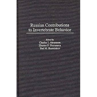 Contribuciones rusas a invertebrados comportamiento por Abramson y Charles I.
