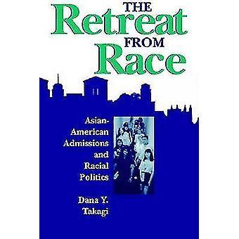 El retratamiento de admisiones de AsianAmerican raza y política Racial por Takagi y Dana Y