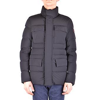 Peuterey Ezbc017077 Men's Black Nylon Down Jacket