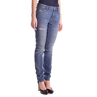 Marc Par Marc Jacobs Ezbc062012 Femmes-apos;s Jeans en coton bleu
