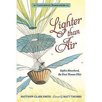 Leichter als Luft: Sophie Blanchard, der ersten Frau Pilot: Candlewick Biographien (Candlewick Biographien)