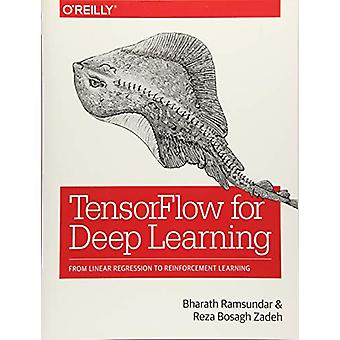 TensorFlow for Deep oppiminen on Bharath Ramsundar-9781491980453 kirja