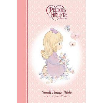 Précieux moments Sainte Bible-NKJV rose par Thomas Nelson-9781400315