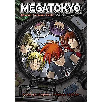 Megatokyo Omnibus by Fred Gallagher - Fred Gallagher - 9781595828231