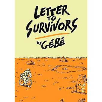 Letter To Survivors by Edward Gauvin - 9781681372402 Book