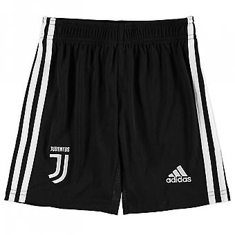 2019-2020 Juventus Adidas Home Shorts (Kids)