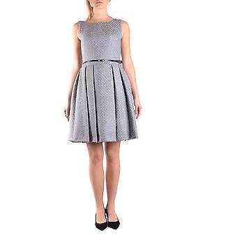 Spago Donna Ezbc300004 Women's Grey Polyester Dress