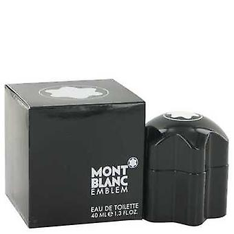 Montblanc Emblem by Mont Blanc EAU de Toilette Spray 1,3 oz (barbati) V728-517611