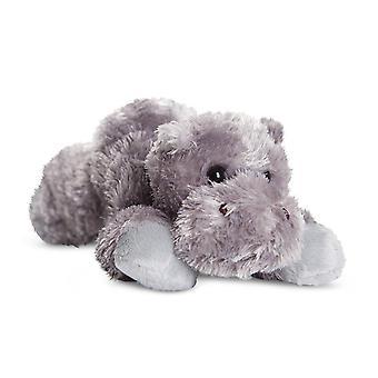 Aurora World Mini Flopsie Howie Hippo Plush Toy