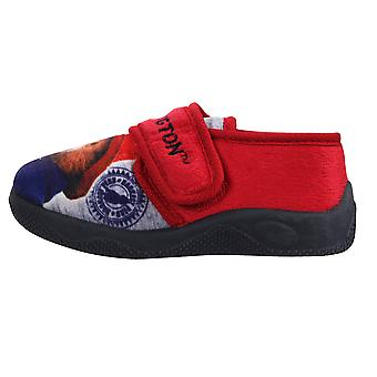 Paddington Bear jongens Olot lage top slippers UK maten kind 5-10