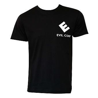 M. Robot E Corp Tee Shirt