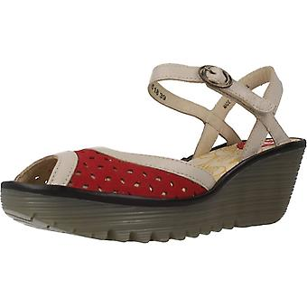 Fly London Sandals P501027008 Color Lipred