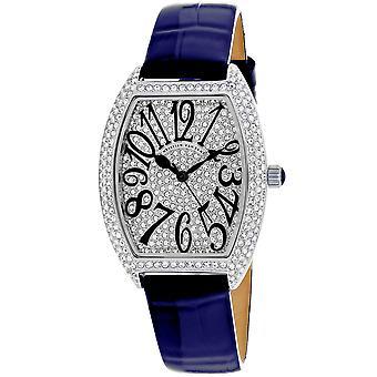 Christian Van Sant Women's Elegant Silver Dial Watch - CV4821