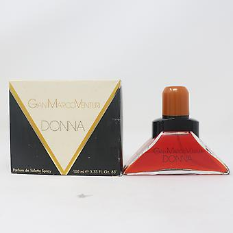 Gian Marco Venturi by Donna Karan Parfum De Toilette 3.4oz Spray New In Box