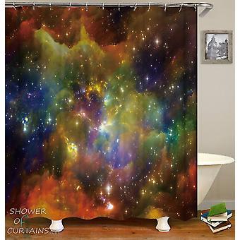 Außenraum-Dusche-Vorhang