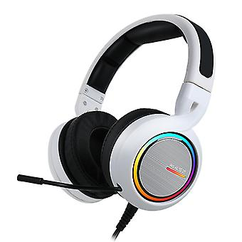 ABKONCORE B1000R REAL 5.2 Weißes Gaming-Headset