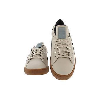 PUMA Men's Basket GTX Ankle-High Leather Fashion Sneaker