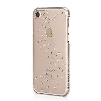 Hull For IPhone 8 / IPhone 7 Milky Way Pure Shine With Swarovski Crystals