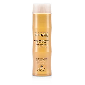 Alterna Bamboo volume abundente de volum Șampon (pentru păr puternic, gros, plin-bodied) 250ml/8,5 oz