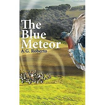Blauwe Meteor door Roberto