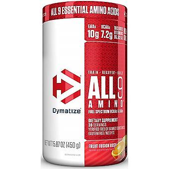 Dymatize All 9 Amino 450 g