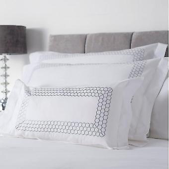Belledorm Honeycomb Filled Boudoir Cushion