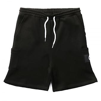 Hype Insignia Shorts Black