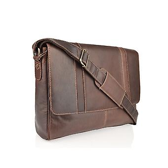 Landscape Flap Over Messenger Bag 16