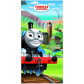 Thomas & Friends toalha de praia