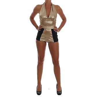 Dolce & Gabbana Kulta Silkki Stretch Romper Body