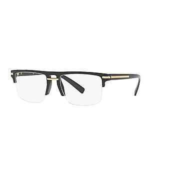 Versace Greca Aegis VE3269 GB1 Musta lasit