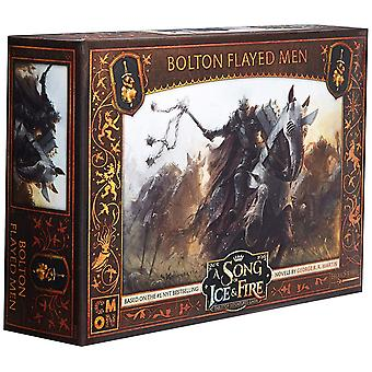 Song of Ice and Fire Miniatures Game Bolton Flayed Men Board Game