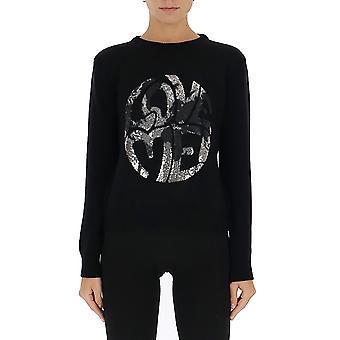 Alberta Ferretti 09441603j0555 Dames's Black Cashmere Sweater