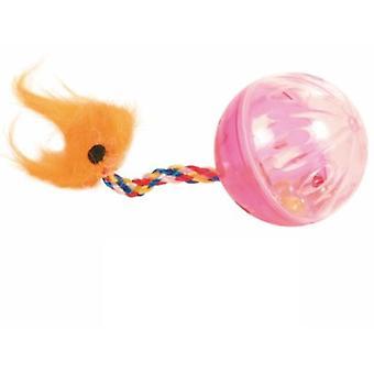 Trixie 2 palle sonaglio, plastica (Gatti , Giochi , Palle)